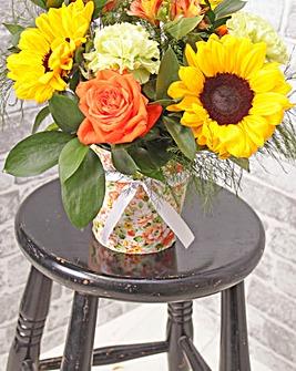 Autum Floral Arrangement