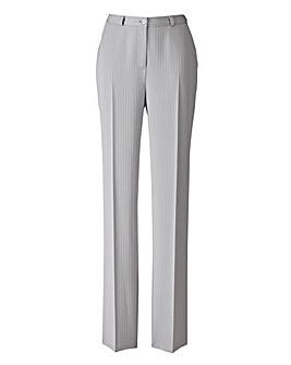 Slimma Classic Leg Stripe Trouser L26in