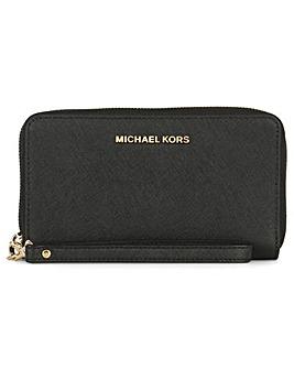 Michael Kors Smartphone Wristlet Wallet