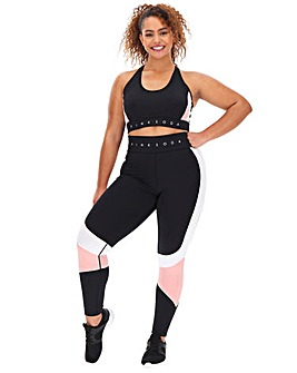 Pink Soda Gym Legging
