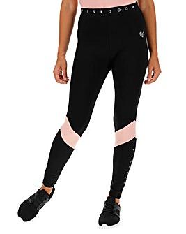 Pink Soda Cotton Legging