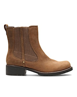 Clarks Orinoco Club Ankle Boots E Fit