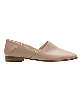 Clarks Pure Tone Slip On Shoes D Fit