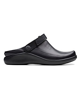 Clarks Un Loop Strap Unstructured Mules Standrad D Fit