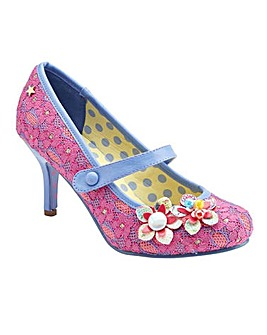 Joe Browns Couture Malia Court Shoes