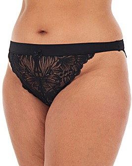 Olivia Lace Micro Tanga Brief