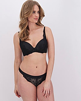 Olivia Lace Micro Plunge with Superboost