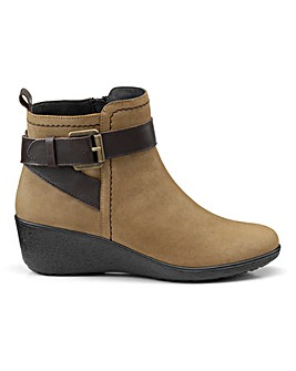 Hotter Plymouth Ankle Boots D Fit