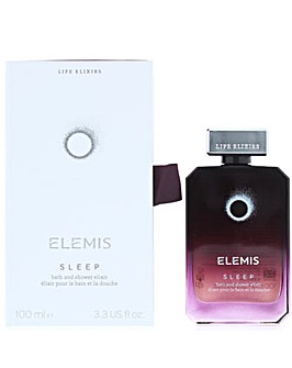 Elemis Life Elixirs Sleep Bath And Shower Elixir