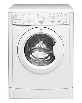 Indesit IWDC6125 6+5kg Washer Dryer