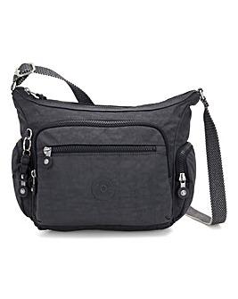 Kipling Gabbie Grey Crossbody Bag