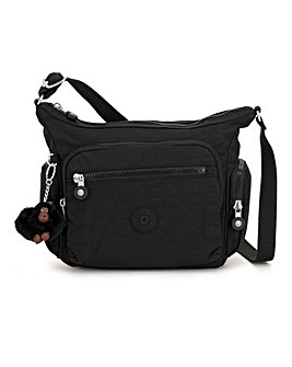 Kipling Gabbie Small Crossbody Black Bag