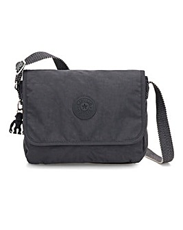 Kipling Nitany Crossbody In Medium Grey