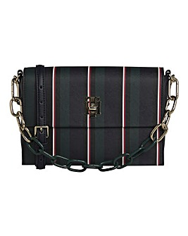 Tommy Hilfiger Stripe Crossbody