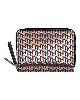 Tommy Hilfiger Metallic Zip Purse