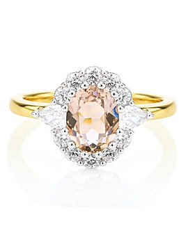 Buckley London Royal Eugenie Ring