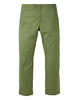 Capsule Khaki Basic Chino 33In Leg Length