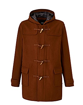 Tan Duffle Coat