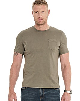 Double Pocket T-shirt Long