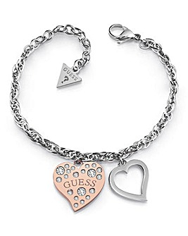 Guess Heart Warming Bracelet