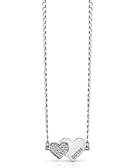 Guess Me & You Necklace