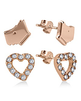 Radley Two Pack Of Earrings