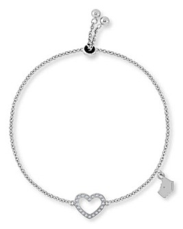 Radley Silver Scotty Dog Bracelet
