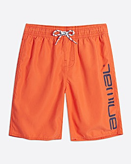 Animal Boys Tannar Logo Swimshorts