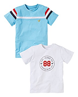 Voi Boys Pack of Two T-Shirts