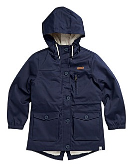 Animal Girls Indigo Parkie Parka