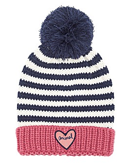 Animal Girls Gretel Beanie Bobble Hat