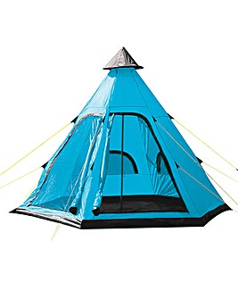 Yellowstone Festival 4 Tipi Tent