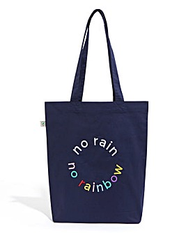 Oasis No Rain No Rainbow Bag for Life