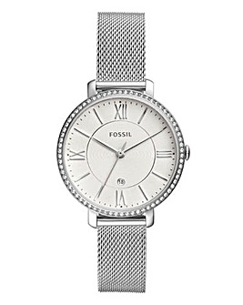 Fossil Ladies Jacqueline Mesh Watch