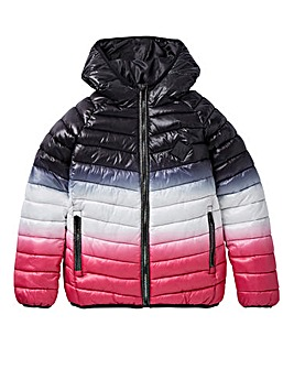 Voi Girls Padded Ombre Jacket
