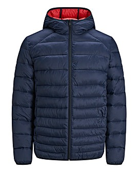 Jack & Jones Boys Padded Bomber Jacket