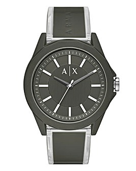 Armani Exchange Gents Strap Watch