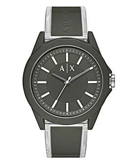 Armani Exchange Gents Strap Watch