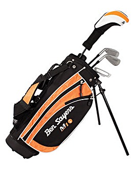 Ben Sayers M1i Junior Package Set (Stand Bag 9-11) Orange