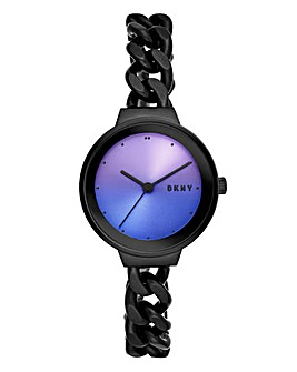DKNY Astoria Chain Link Watch