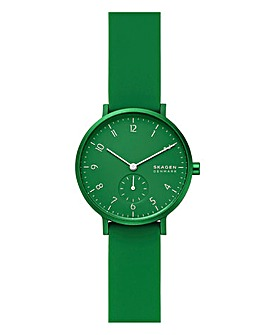 Skagen Silicone Strap Watch