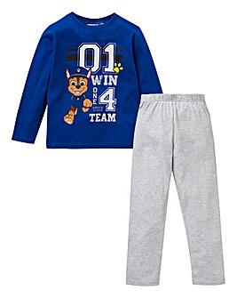 Paw Patrol Boys Long Sleeve Pyjamas