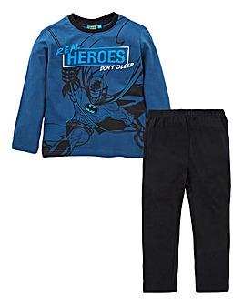 Batman Boys Long Sleeve Pyjamas