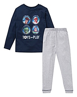 Toy Story Boys Long Sleeve Pyjamas
