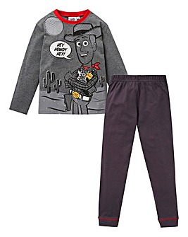 Toy Story Woody Boys L/S Pyjamas