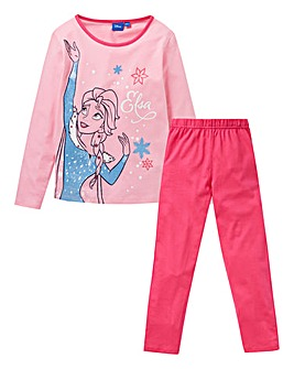 Frozen Girls Long Sleeve Pyjamas