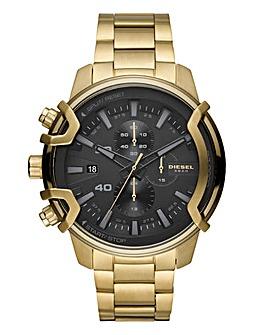 Diesel Gold tone Bracelet Watch