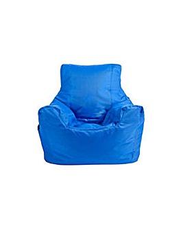 ColourMatch Teenager Beanbag - Blue