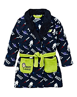 Toy Story Buzz Boys Fleece Dressing Gown