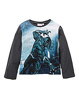 Avengers Black Panther L/S T-Shirt